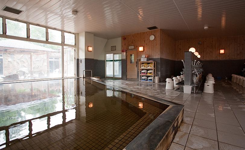 ホテルグリーンプラザ軽井沢の温泉は赤ちゃんでも安心